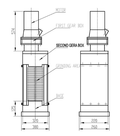 Gfs Series Cutter, Grille Screen Cleaner for Water Service