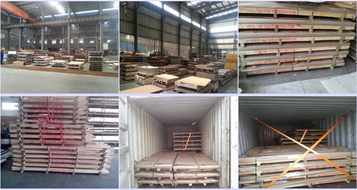 Raw Material 409L 410 430 Stainless Steel Plate (2B/BA/HL) Hot Rolled China Best Quality
