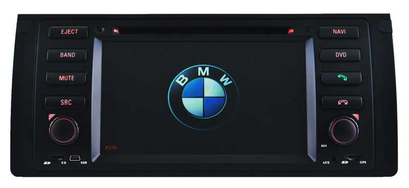 Car Audio for BMW 5 Series E39 DVD Player with MP5 USB (HL-8786GB)