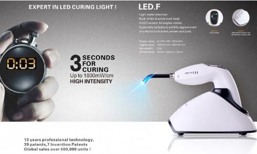Woodpecker Curing Light LED. F