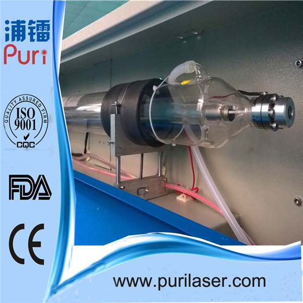 Double-Head Laser Machine CO2 Laser Tube 80W Trader