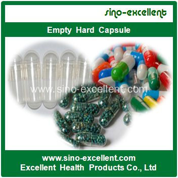 High Quality Empty Hard Capsules