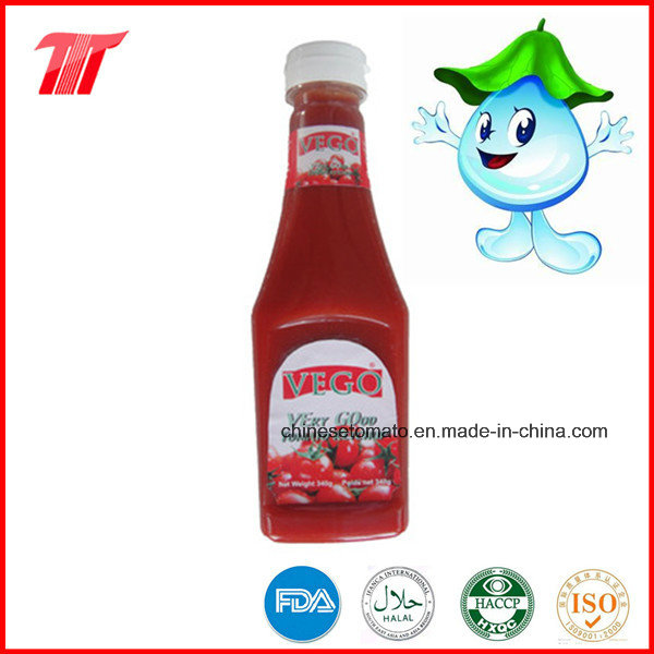 High Quality Tomato Ketchup From Chinese Tomato Paste Factory
