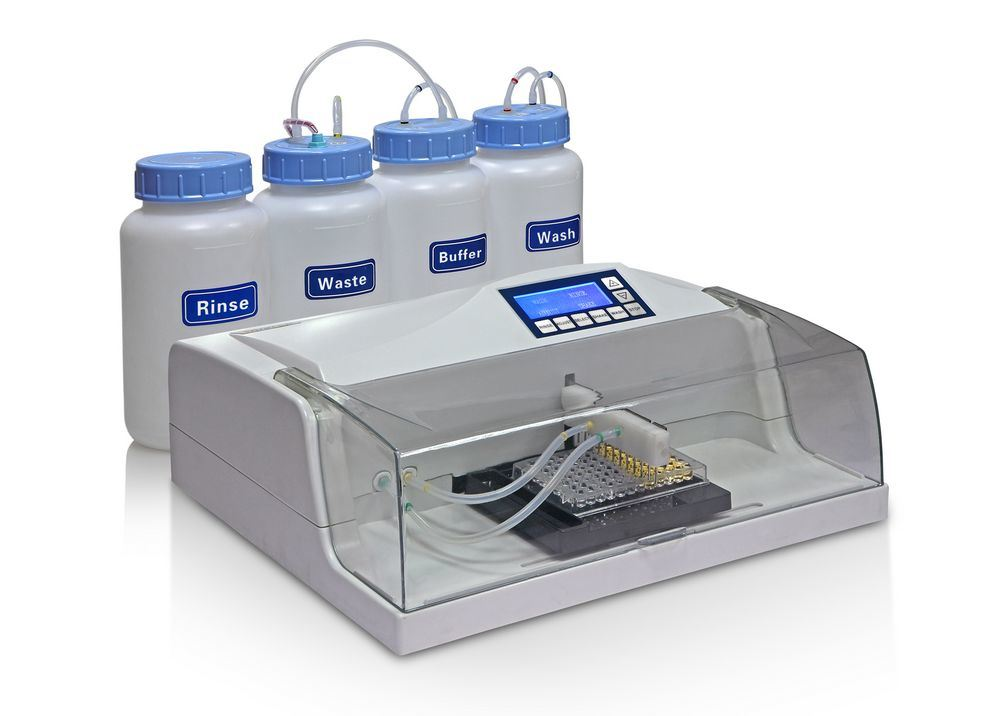 Msler02 Elisa Microplate Washer for Sale