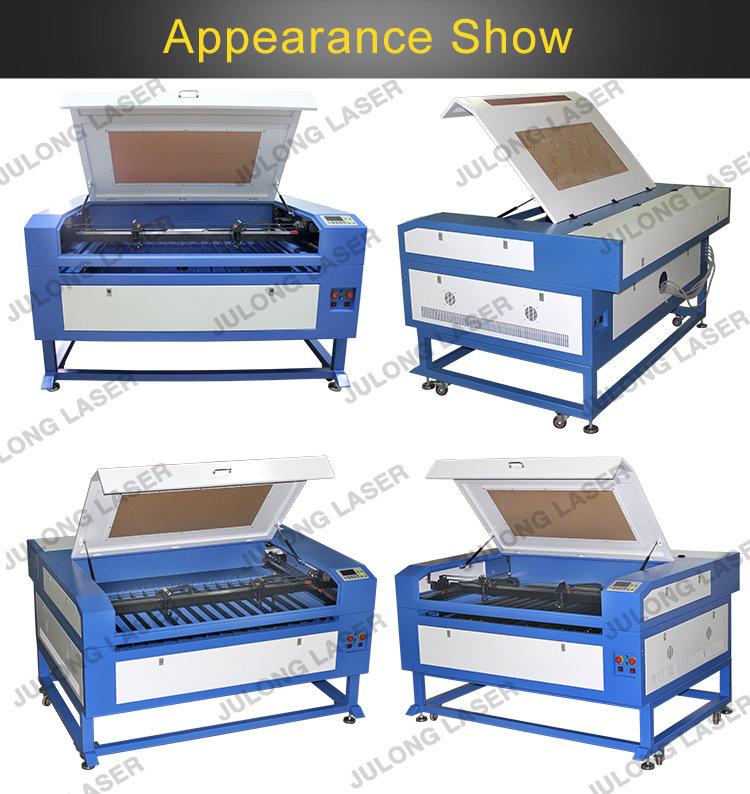 High Precise CO2 Laser Wood Engraving Machine Laser Cutter Price