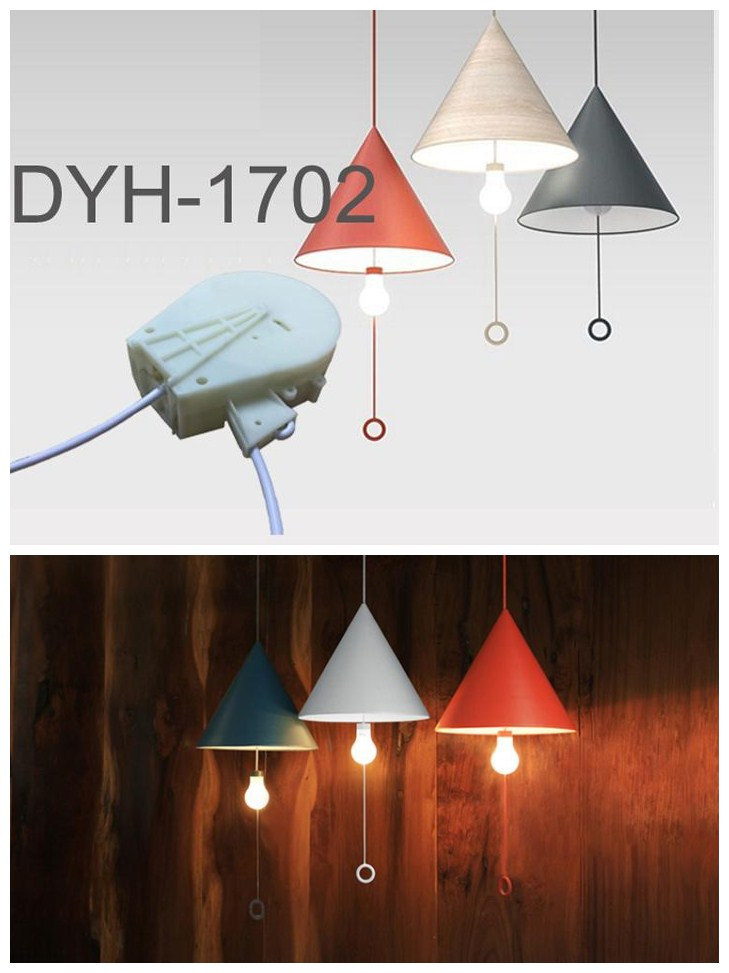 Dyh-1702 for LED Decoration Retractable Cable Reel