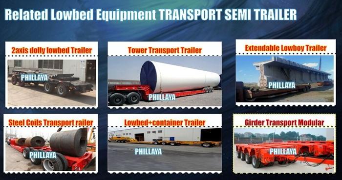 Heavy Duty Semi Trailer Truck Parts Landing Gear