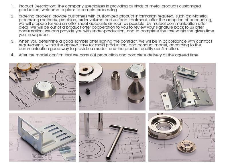 Precision Custom Machined Auto CNC Lathe Part Machinery