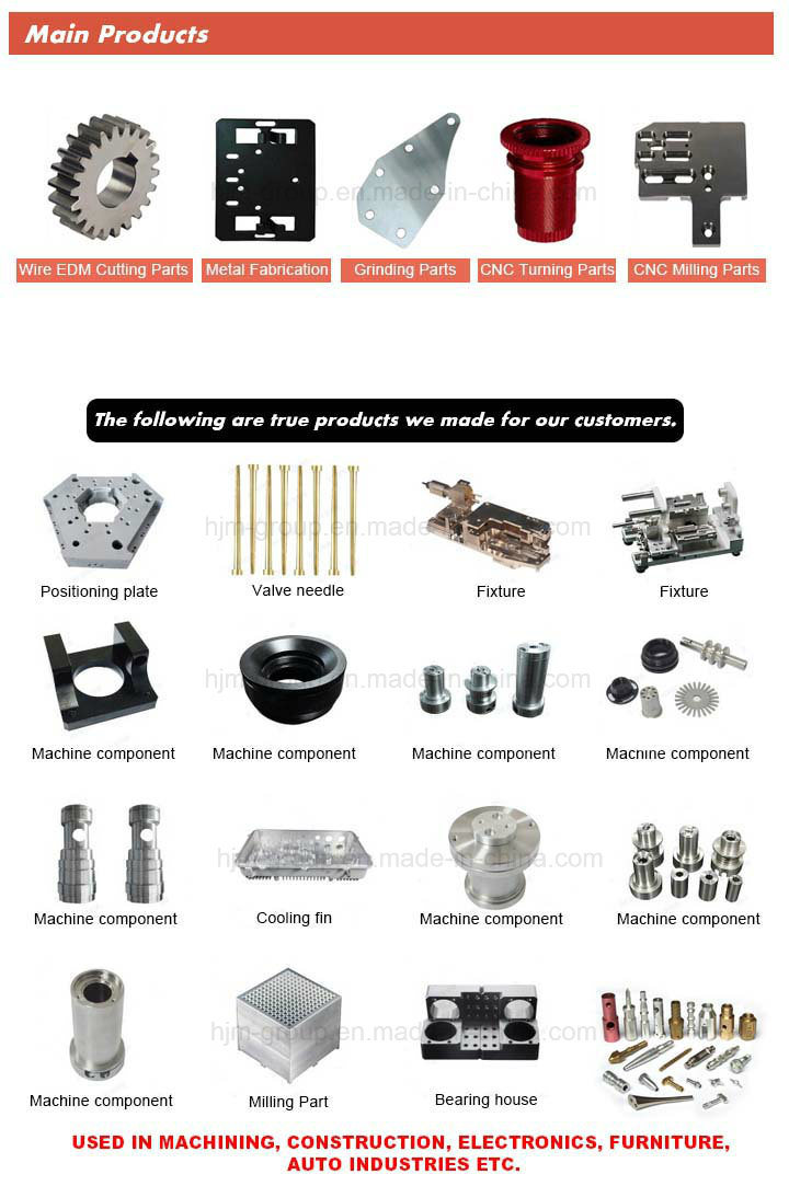 CNC Machining Customized Motorcycle Spare Parts