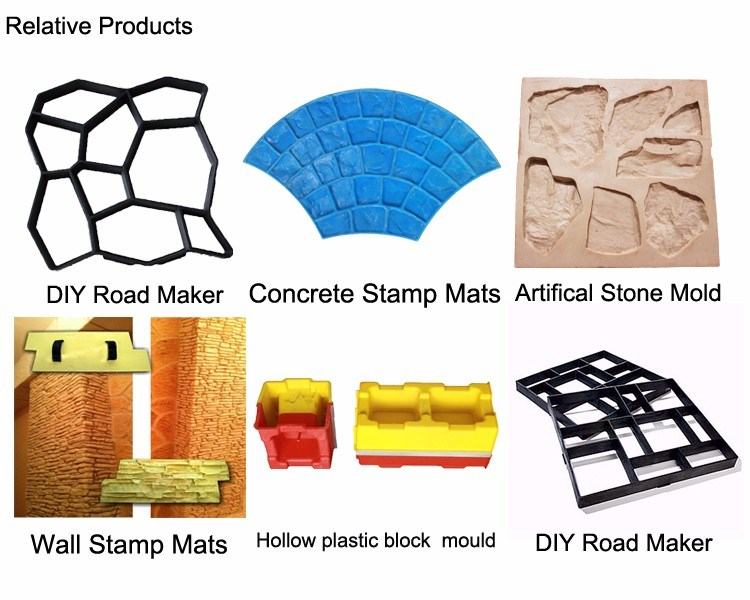 House Decoration Wall Artificial Cultural Texture Stone Mold