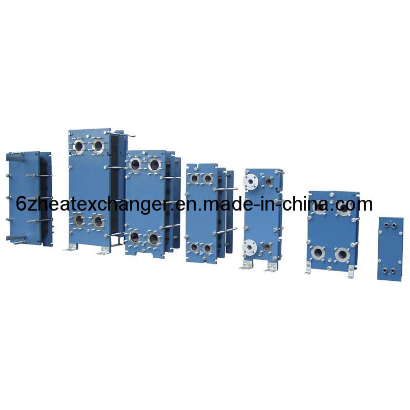 Titanium Plate Heat Exchanger for Sulphuric Acid Cooling (M15)