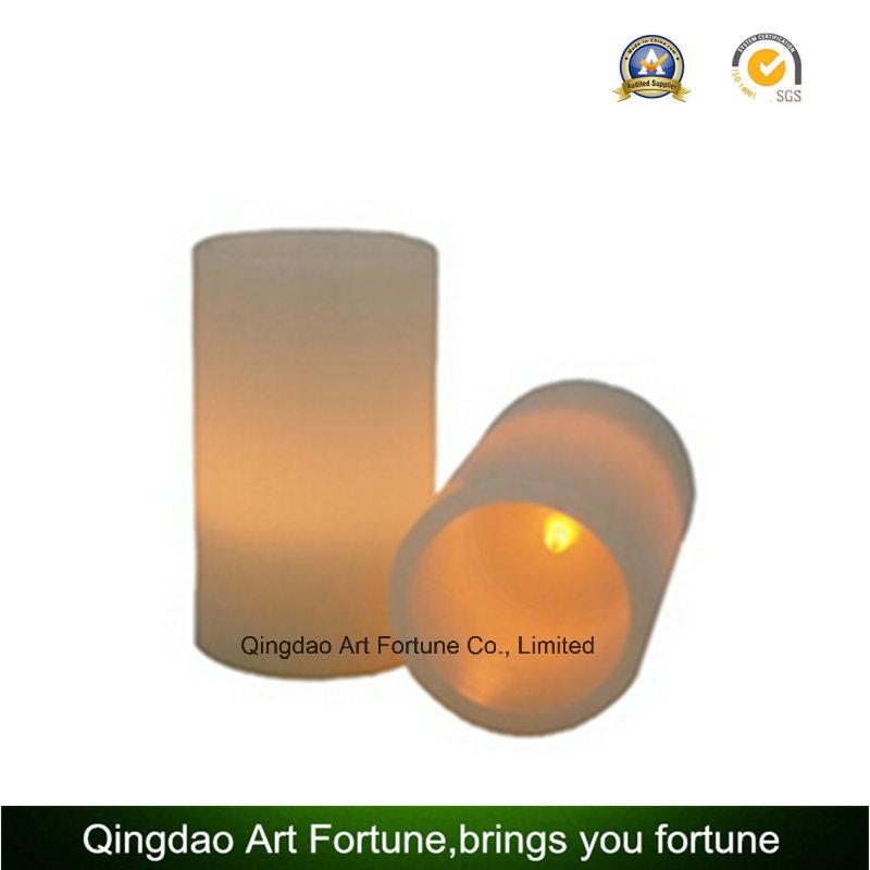 Flameless LED Pillar Candle-Small Pillar