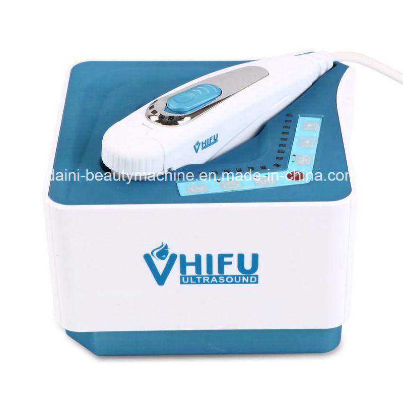 Home Use Hifu Ultrasonic Face Lifting Hifu Beauty Skin Machine