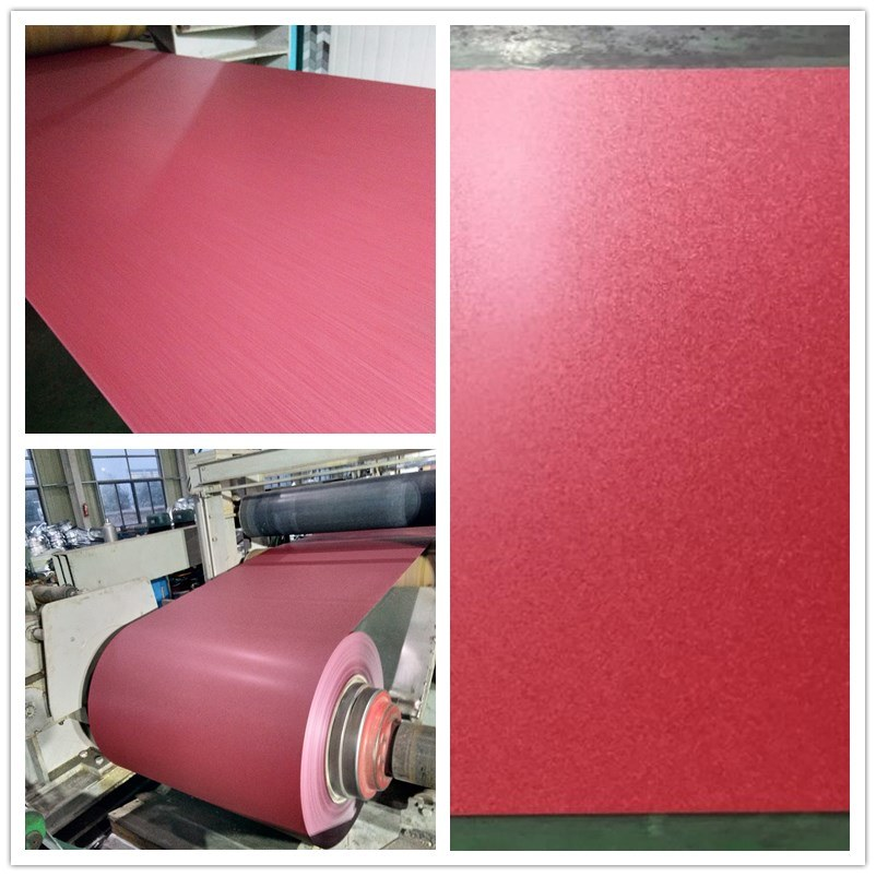 Prime Quality Color Coated Galvanized Steel Plate