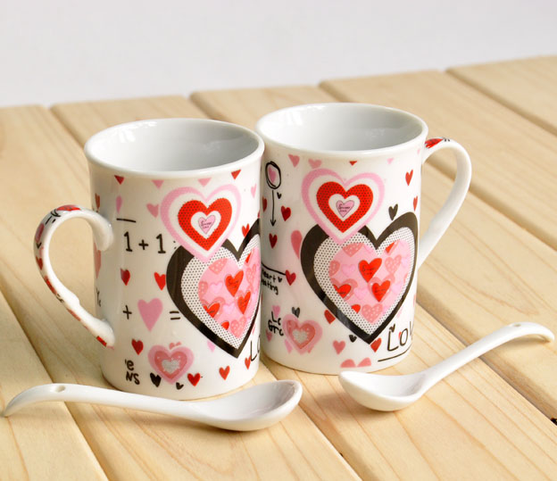 Spoon Promotion Mug