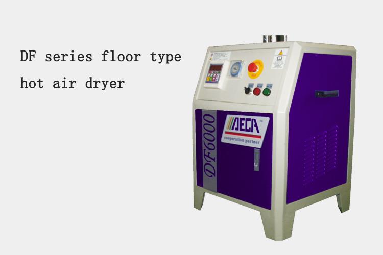 Plastic Drying Machine for Waste Plastic Hopper