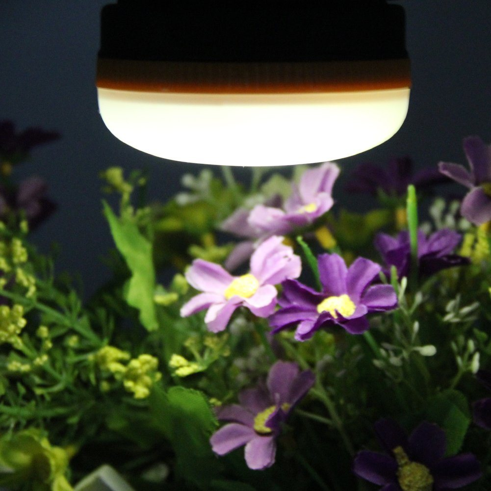 OEM Available Top Selling 18650 Li-ion Battery LED Camping Lantern with 5200mAh Power Bank