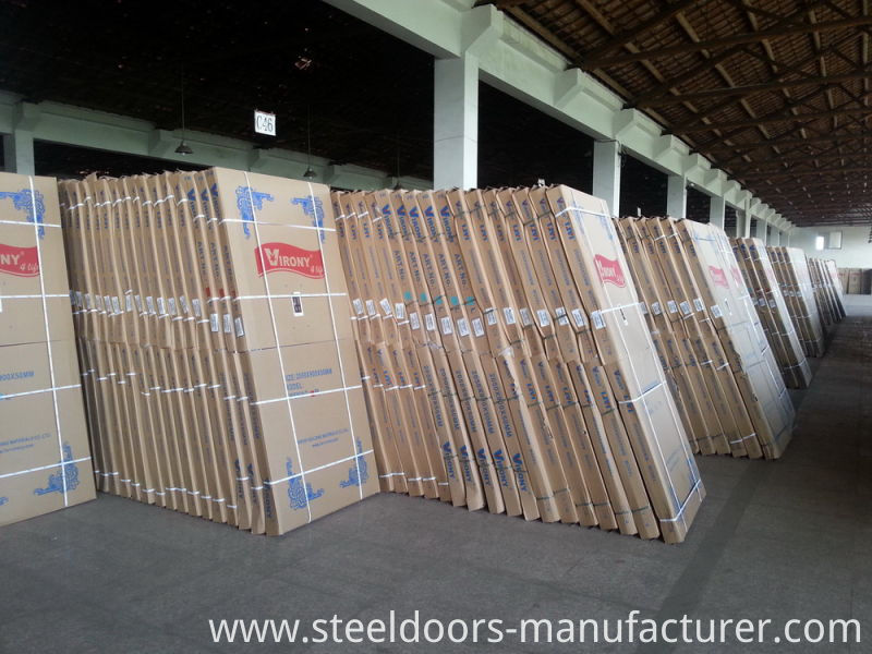 China Professional Steel Door Manufacturer Security Door (FD-915)