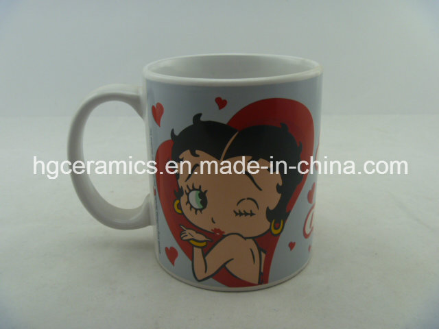 11oz Promotion Mug, 11oz Standard Mug