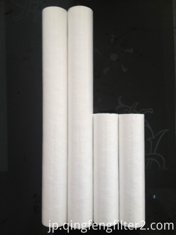 20inch PP melt blown filter cartridge