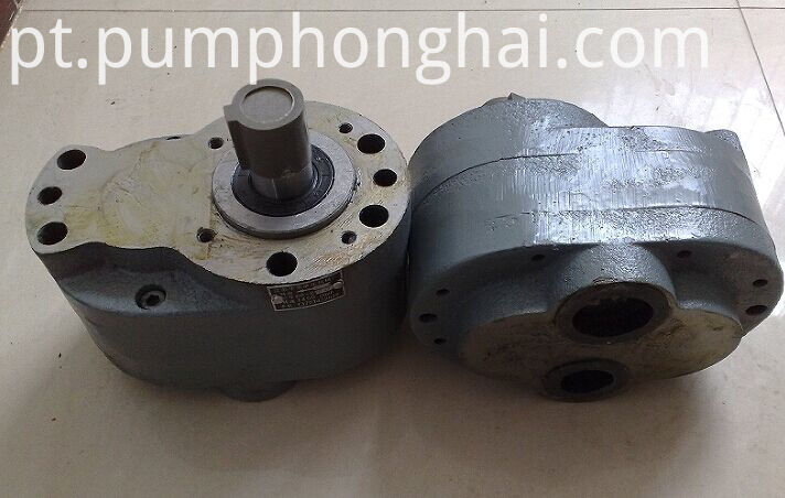 cast iron material mini gear pump