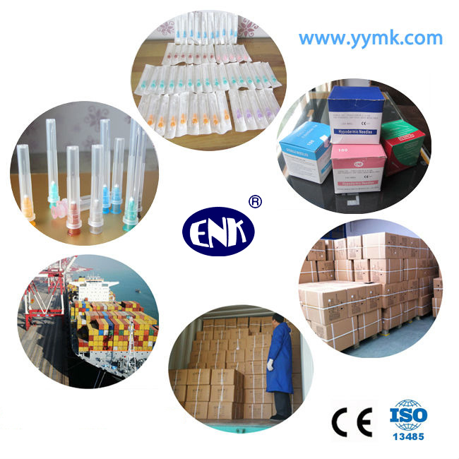 Disposable Injection Needle 24G (ENK-HN-066)