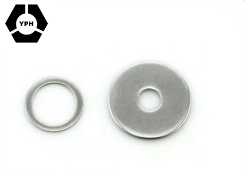 High Quality DIN125 Carbon Steel M35 Flat Washers
