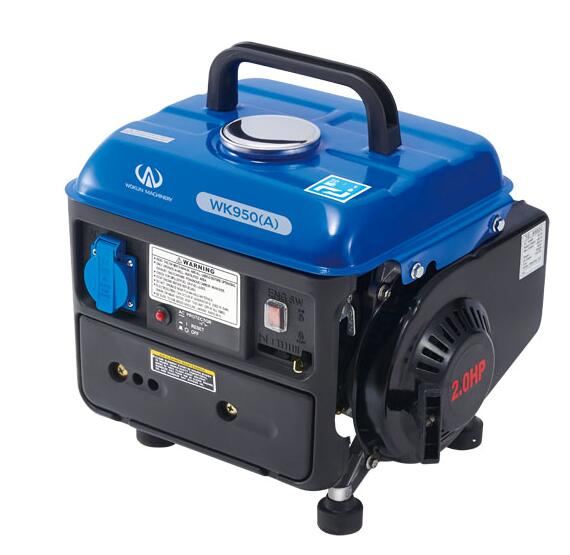 650W Portable Gasoline Generator with Ce and Soncap