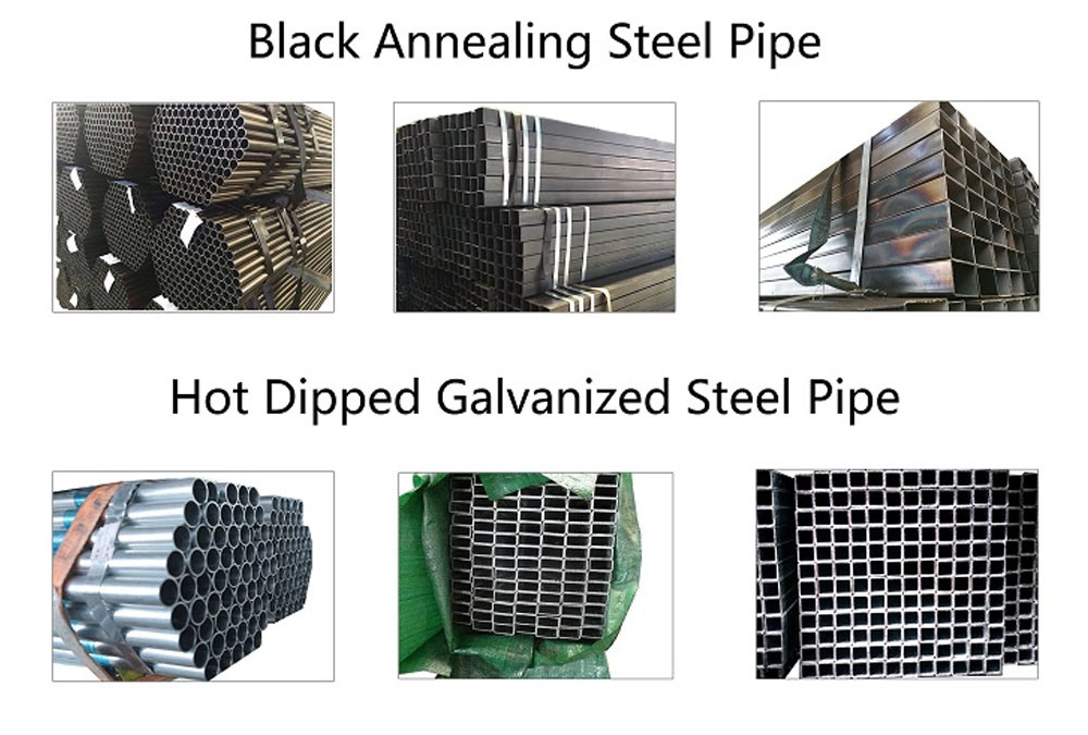 BS1387 /ASTM A53 Galvanized Pipe/G. I. Pipe