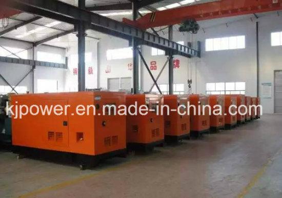 150kVA Silent Diesel Generator Set Powered by Cummins Engine