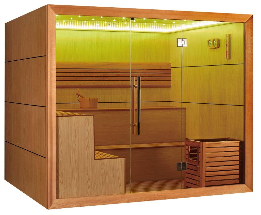 Canada Cedar Traditional Classic 2.4 Meter Sauna Room