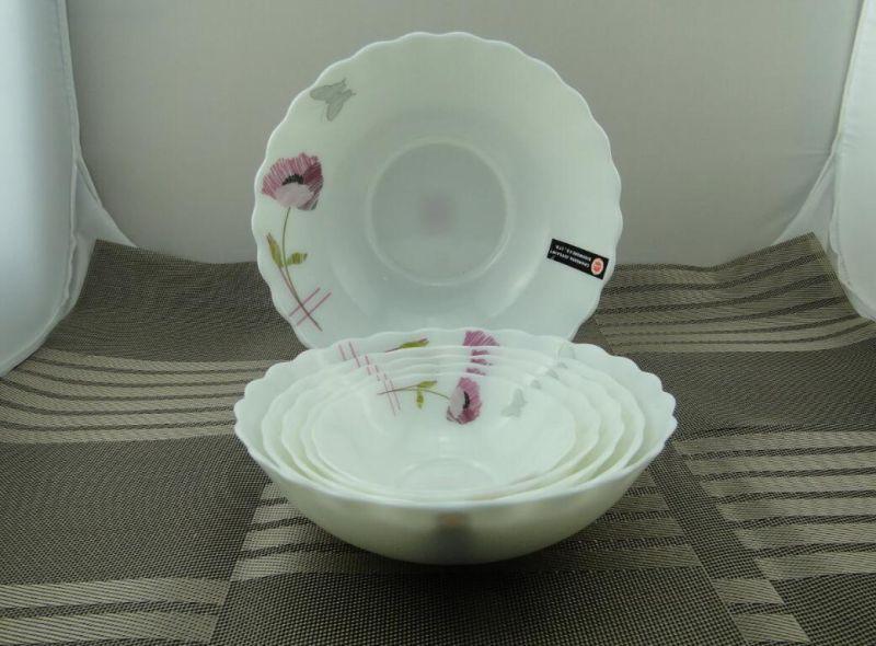 Opal Glass 8'soup Plate