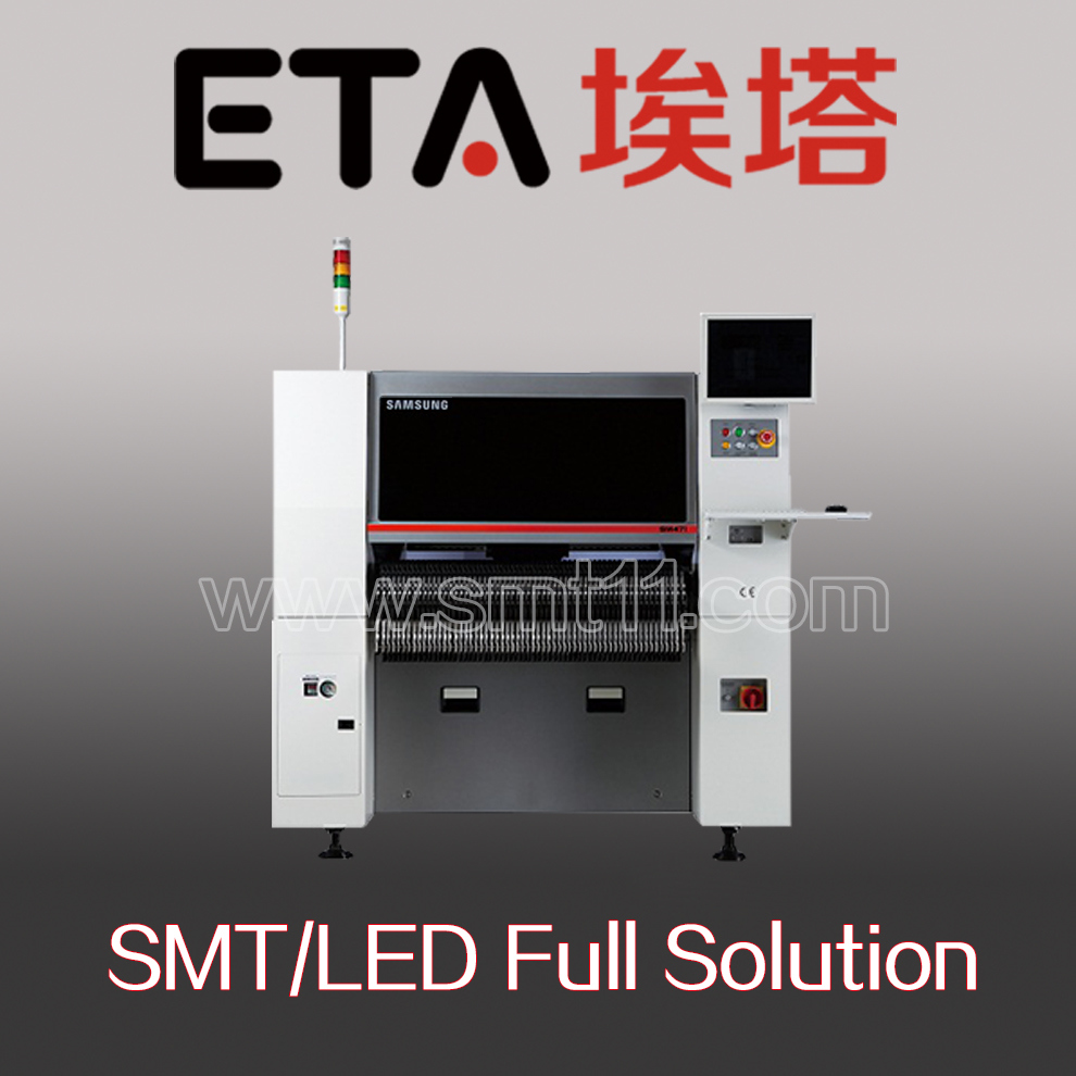 SMT Reflow Oven for LED Panel Lights in SMD Assembly Line