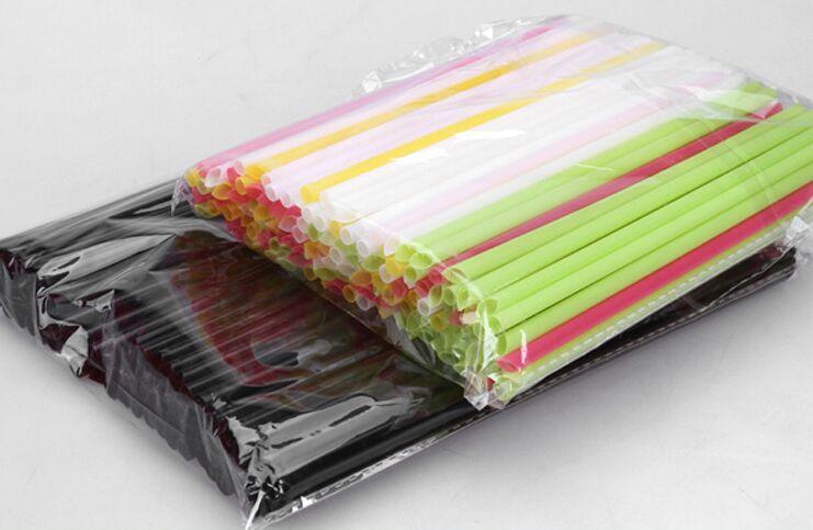 Hard Plastic PP DIY Crazy Straws/Sucker
