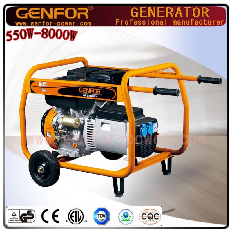 Good Quality Green Key Power Petrol Gasoline Generator