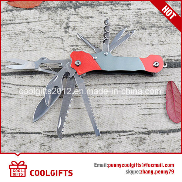 New Design Multi Functional Folding Pliers Outdoor Camping Mini Tools
