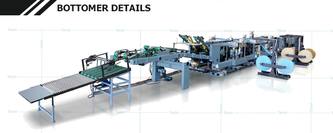Valve Paper Bag Tuber Production Line with Printing Machine (ZT9802S & HD4916BD)