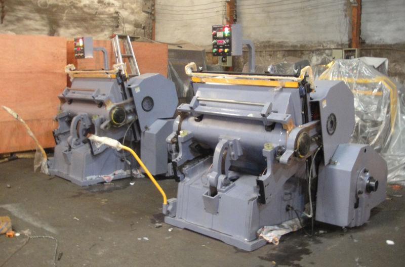 Die Cutting and Creasing Machine (ML750-ML1100)