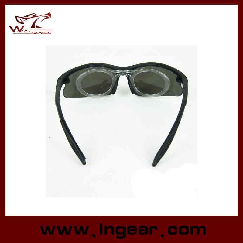 Daisy C3 Desert Sun Glasses Goggles Tactical Eye Protective UV400 Glasses