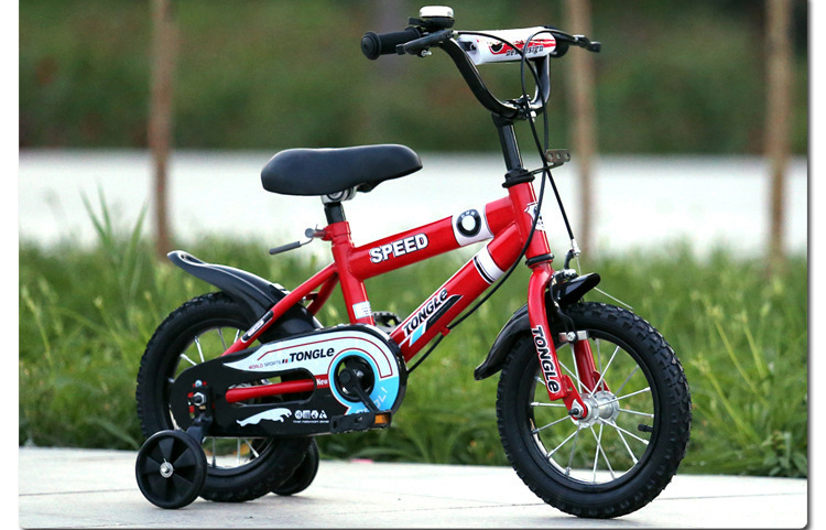 Ce Standard Kids Bike with Training Wheel/Kids 4 Wheel Bike