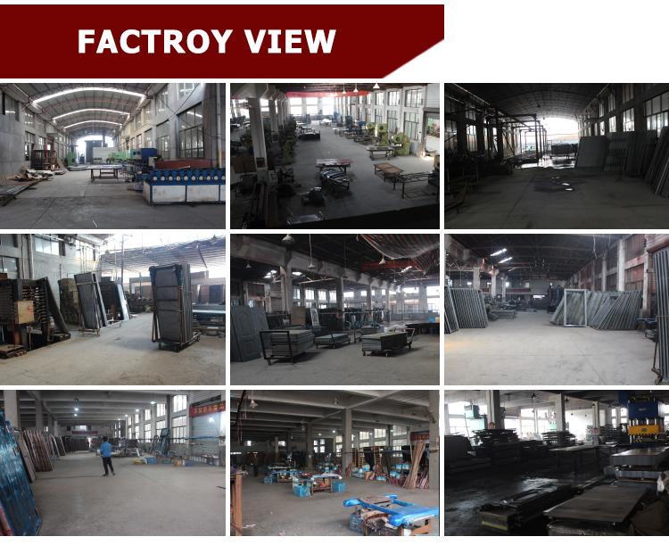TPS-035 China Professional Manufacturer Steel Door Security Door for Home Office
