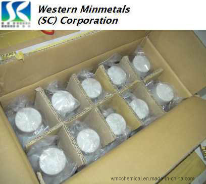 High Purity Antimony 99.99%, 99.995%min at Western Minmetals (SC) Corporation