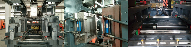 Tonva 3L Nylon Product Blowing Machine of Plastic Moulding Machine