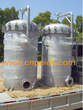 Water Filter Cartridge Housing for Industrial Water Treatment System