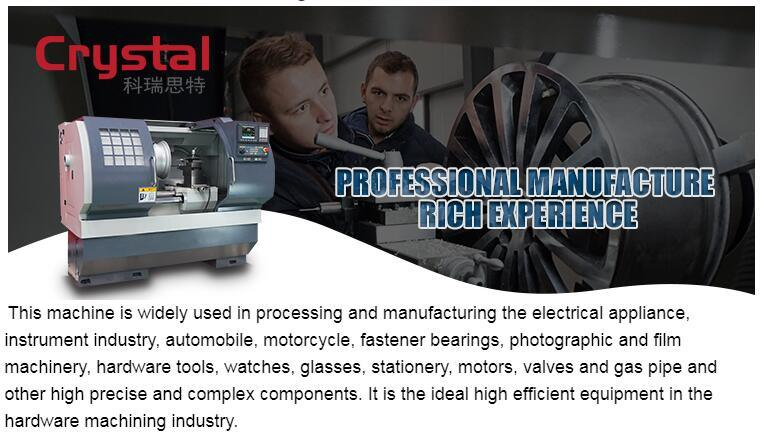 Ck6132A High Precision Chinese Metal Lathe CNC Machine Price List