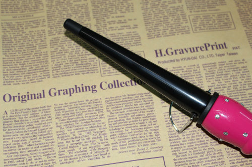 Conical Hair Curling Iron