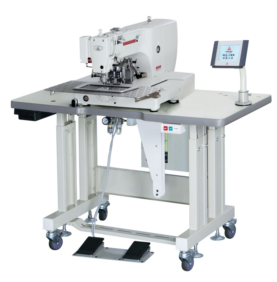 Mlk-326h Mingling Industrial Sewing Machine for Shoes, Leather