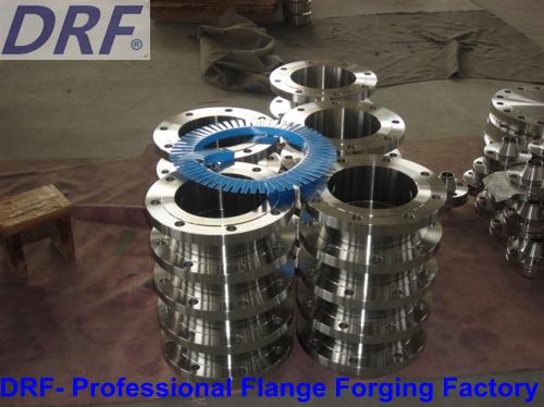 ANSI B16.5 Steel Flange