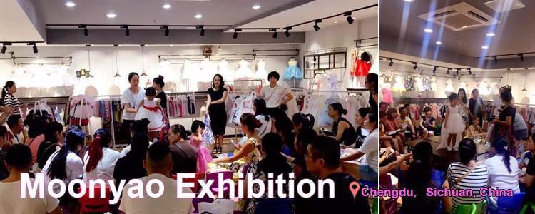 Latest Fancy Kids Princess Dress Children Wedding Dress Christmas Designer One Piece Baby Girl Party Dresses