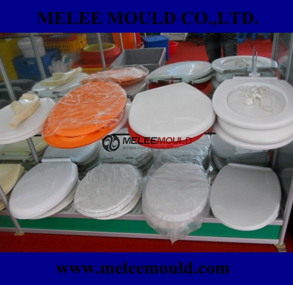 Plastic Elongated Toilet Seat Mould